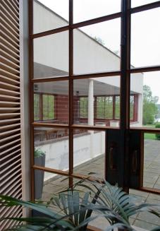 Villa Solin ikkunanäkymä
